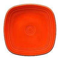 Fiesta Square Salad Plate