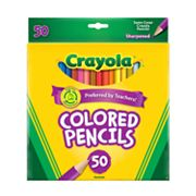 Crayola 50-pk. Colored Pencils