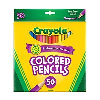 Crayola 50 pkColored Pencils
