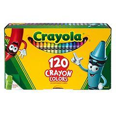 Crayola 120 pkOriginal Crayons