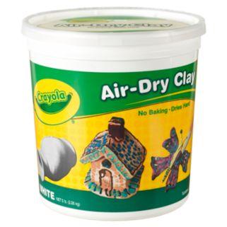 Crayola Air-Dry Clay 5-lb. Bucket