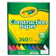 Crayola 240-ct.Construction Paper