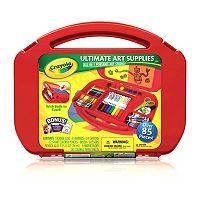 Crayola Ultimate Art Supplies Portable Studio