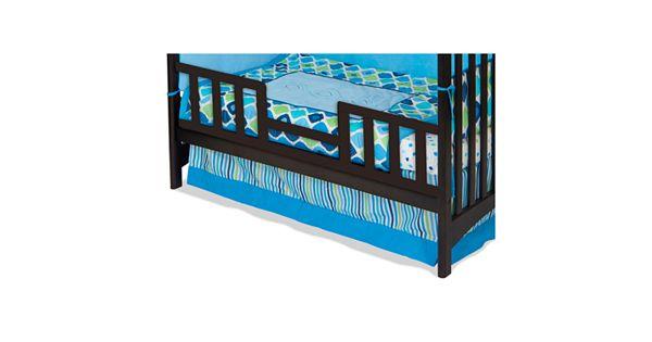 child craft london toddler bed guard rail. Black Bedroom Furniture Sets. Home Design Ideas