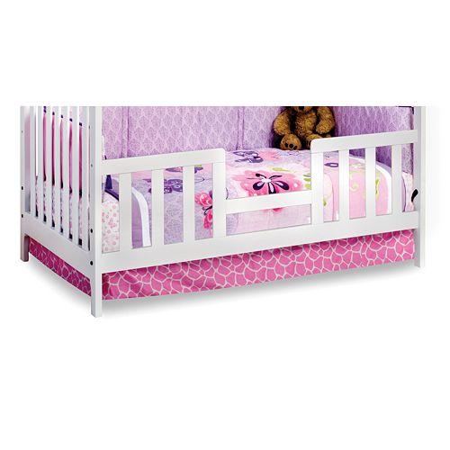 child craft toddler bed guard rail. Black Bedroom Furniture Sets. Home Design Ideas