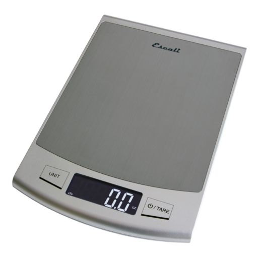 Escali Passo Large Capacity Digital Kitchen Scale