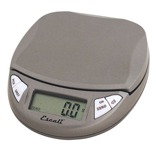 Escali Hi Precision Digital Kitchen Scale