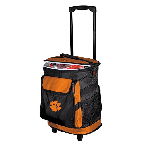 Clemson Tigers Rolling Cooler