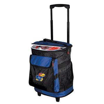Kansas Jayhawks Rolling Cooler
