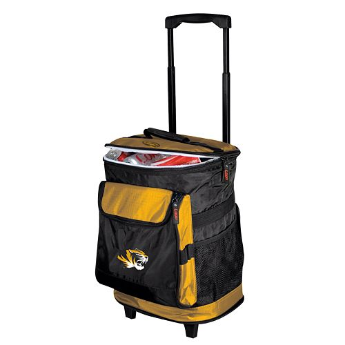 Missouri Tigers Rolling Cooler