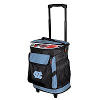 North Carolina Tar Heels Rolling Cooler