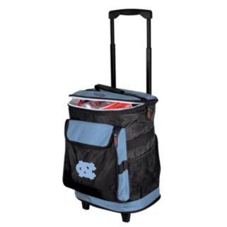 North Carolina Tar Heels Rolling Cooler