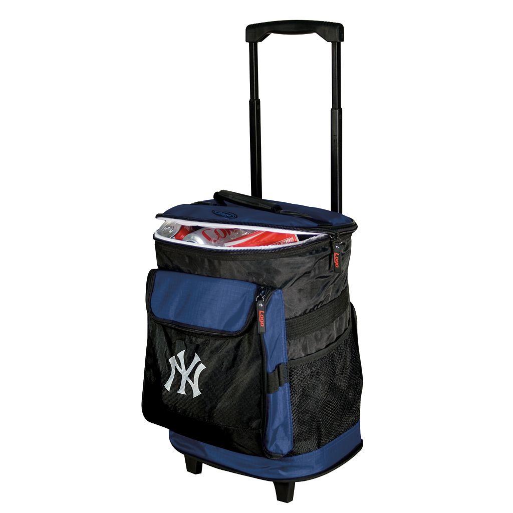 New York Yankees Rolling Cooler