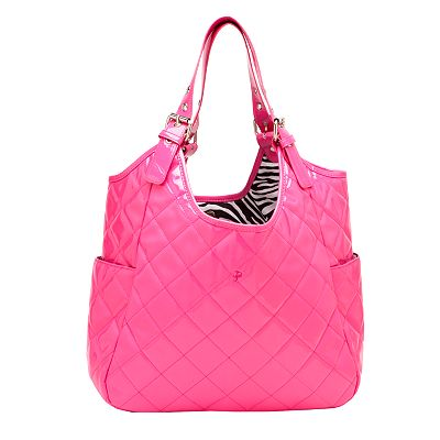 JP Lizzy Watermelon Satchel