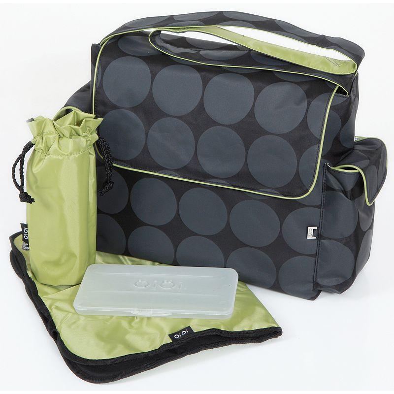 messenger diaper bag kohl 39 s. Black Bedroom Furniture Sets. Home Design Ideas