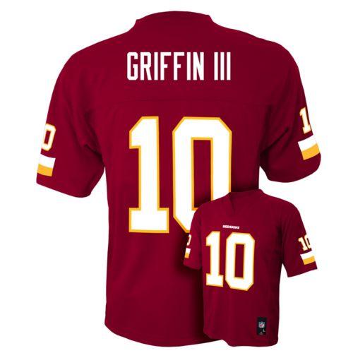 Washington Redskins Robert Griffin III Jersey - Boys 8-20