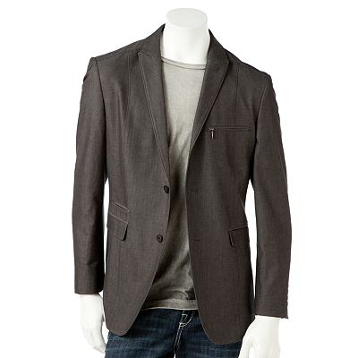 Rock and Republic Slim-Fit Solid Blazer