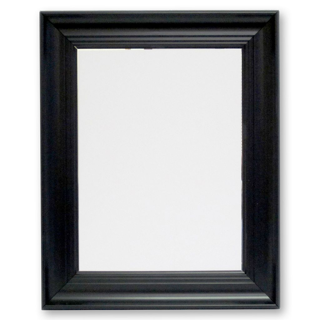 Alpine Carriage House Beveled Wall Mirror