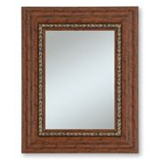 Alpine Crestwood Beveled Wall Mirror