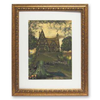 Country Cottage Framed Art Print
