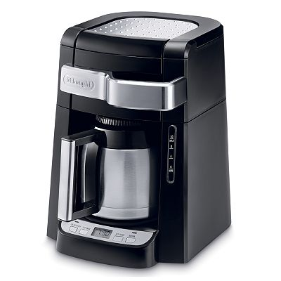 DeLonghi 10-Cup Thermal Coffee Maker