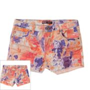 Levi's Tie-Dye Denim Shorts - Girls 7-16