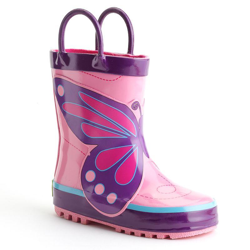 Rain Boots For Kids Girls