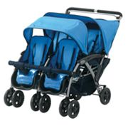 Foundations Quad Four-Passenger Stroller