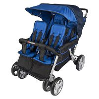 Foundations LX4 Dual Canopy Stroller