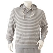 Residence Striped Thermal Hoodie - Big and Tall