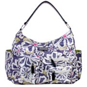 Amy Michelle Lotus Go Bebe Floral Diaper Bag