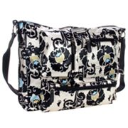 Amy Michelle Iris Go Bebe Moroccan Diaper Bag