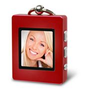 The Sharper Image Digital Photo Viewer Keychain