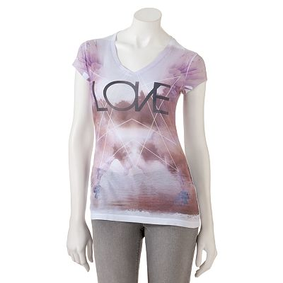 Mudd Love Tee - Juniors