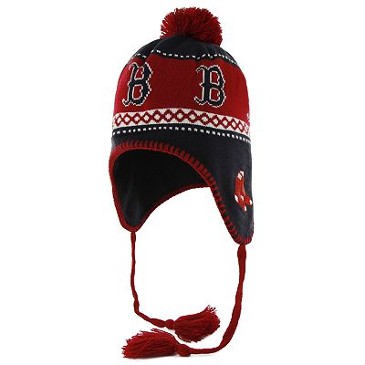 Twins '47 Boston Red Sox Abominator Knit Beanie - Adult