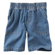 Jumping Beans Denim Shorts - Toddler