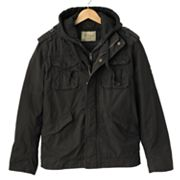 SONOMA life + style Ottoman Hooded Jacket - Men