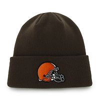 '47 Brand Cleveland Browns Cuffed Beanie - Adult
