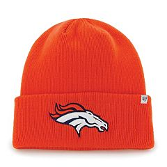 '47 Brand Denver Broncos Cuffed Beanie - Adult
