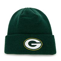 '47 Brand Green Bay Packers Cuffed Beanie - Adult