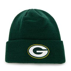 '47 Brand Green Bay Packers Cuffed Beanie - Adult