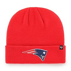 Adult '47 Brand New England Patriots Cuffed Beanie