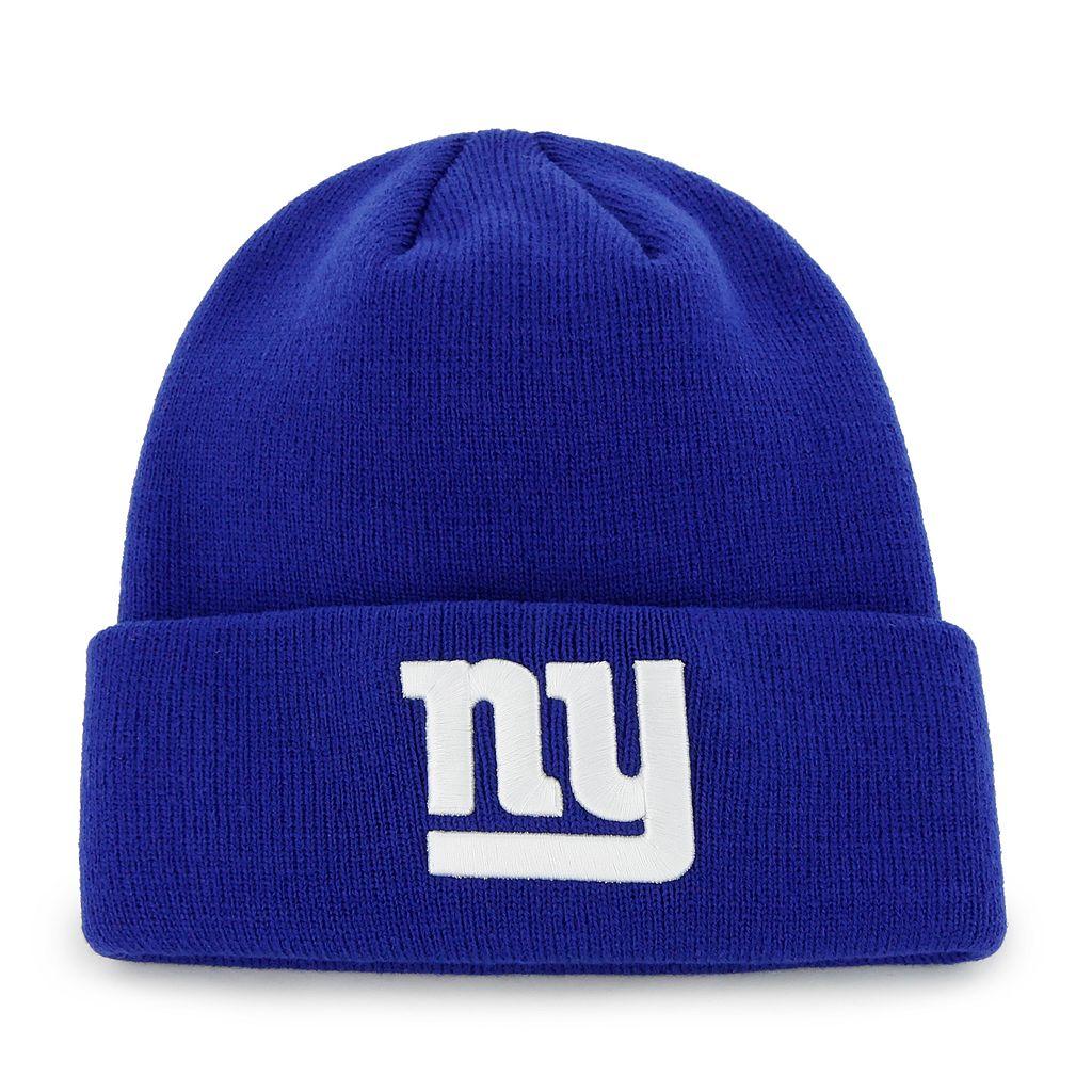 '47 Brand New York Giants Cuffed Beanie - Adult