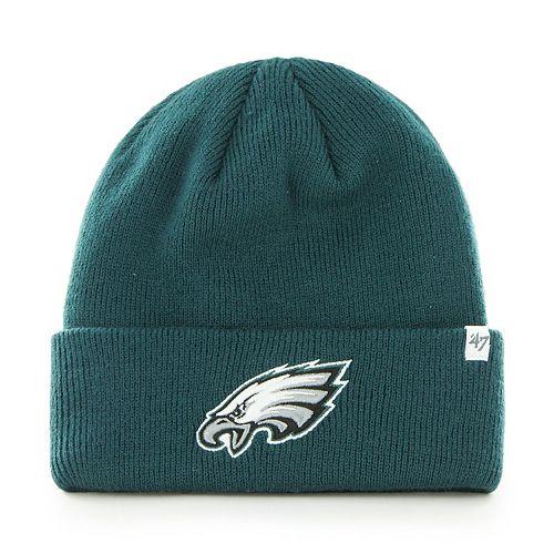 Adult  47 Brand Philadelphia Eagles Cuffed Beanie 6a1bfb80f