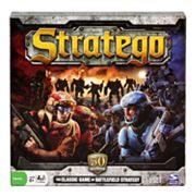 Stratego Game by Spin Master