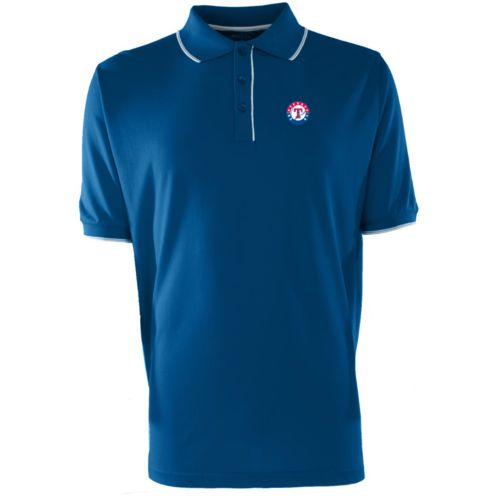 Texas Rangers Elite Desert Dry Xtra-Lite Pique Polo - Men