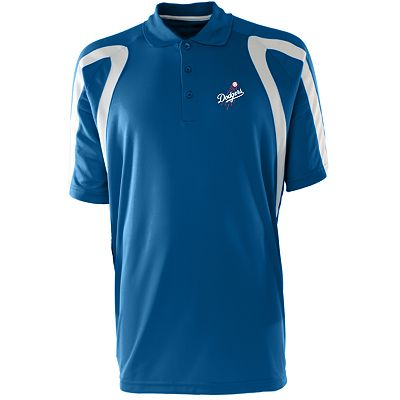 Los Angeles Dodgers Point Desert Dry Xtra-Lite Pique Polo