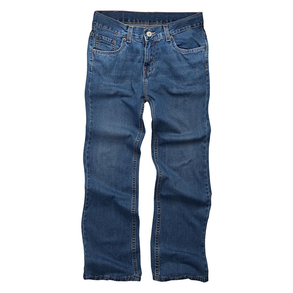 Boys 8-20 Levi's® 550™ Relaxed Fit Jeans