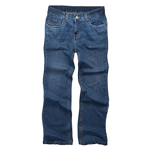 Boys 8 20 Levi S 550 Relaxed Fit Jeans
