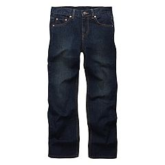 Boys 8-20 Levi's® 550™ Relaxed Straight-Leg Jeans In Regular & Husky
